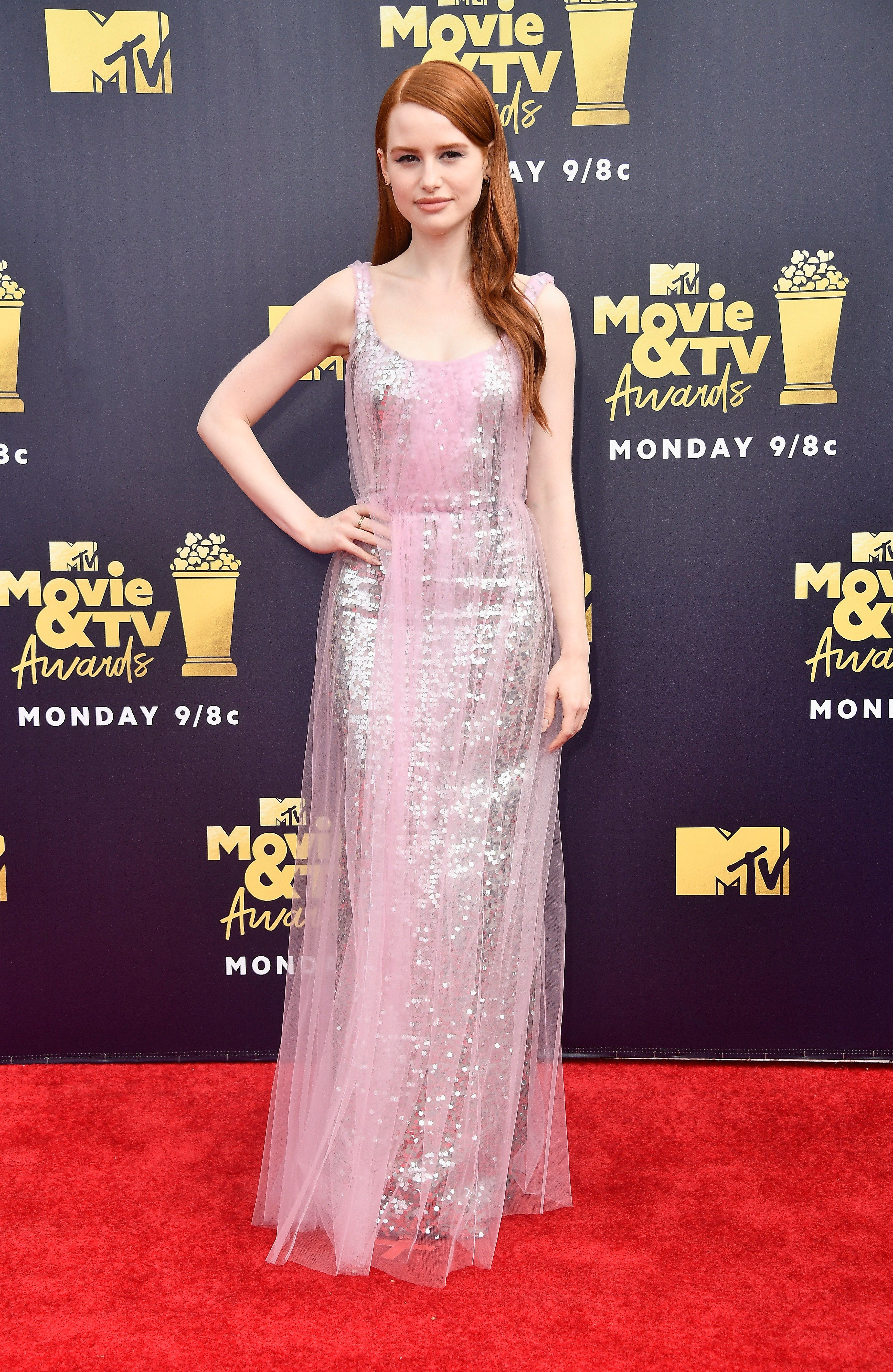 818e1638fd Madelaine Petsch - The Best Looks From the 2018 MTV Movie Awards
