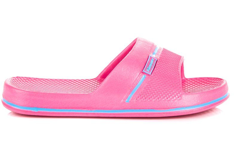 Klapki Dla Dzieci Hasby Rozowe Dzieciece Klapki Basenowe Hasby Slip On Sneaker Sneakers Shoes