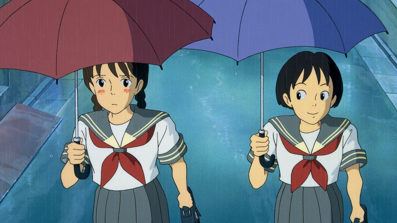 Whisper Of The Heart Studio Ghibli Ghibli Ghibli Movies