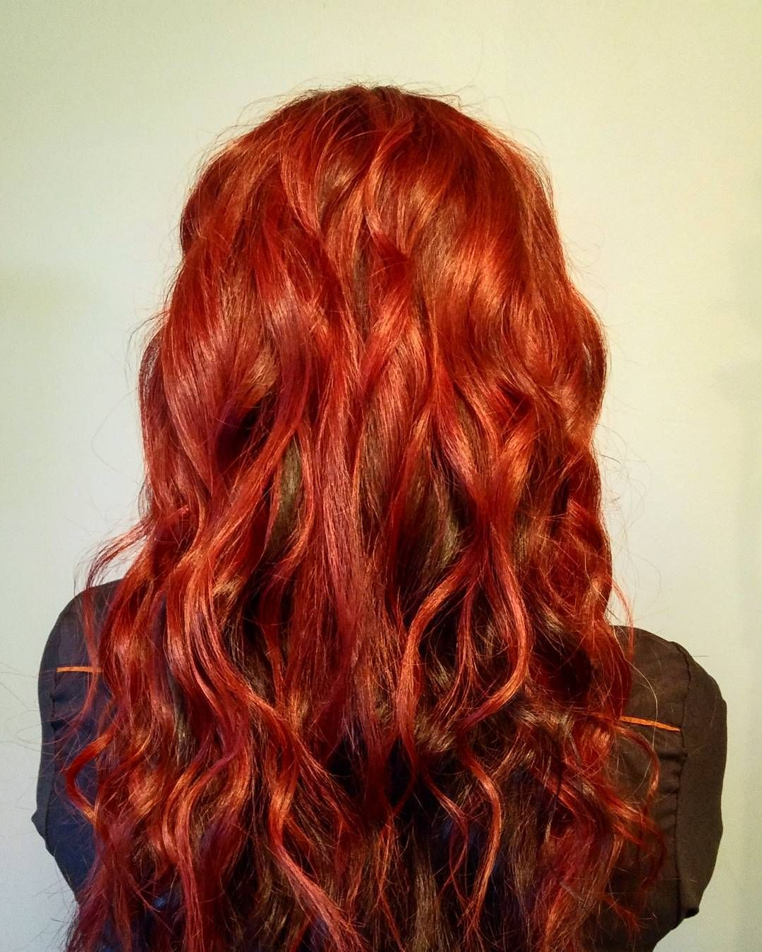 Unique Bright Red Hair Color Ideas To Try  Red hair Bright red