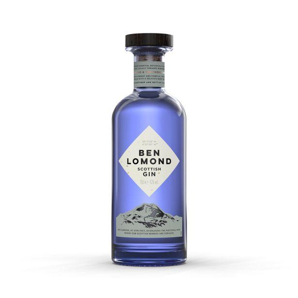 New Scottish gin takes inspiration from Loch Lomond #lochlomond