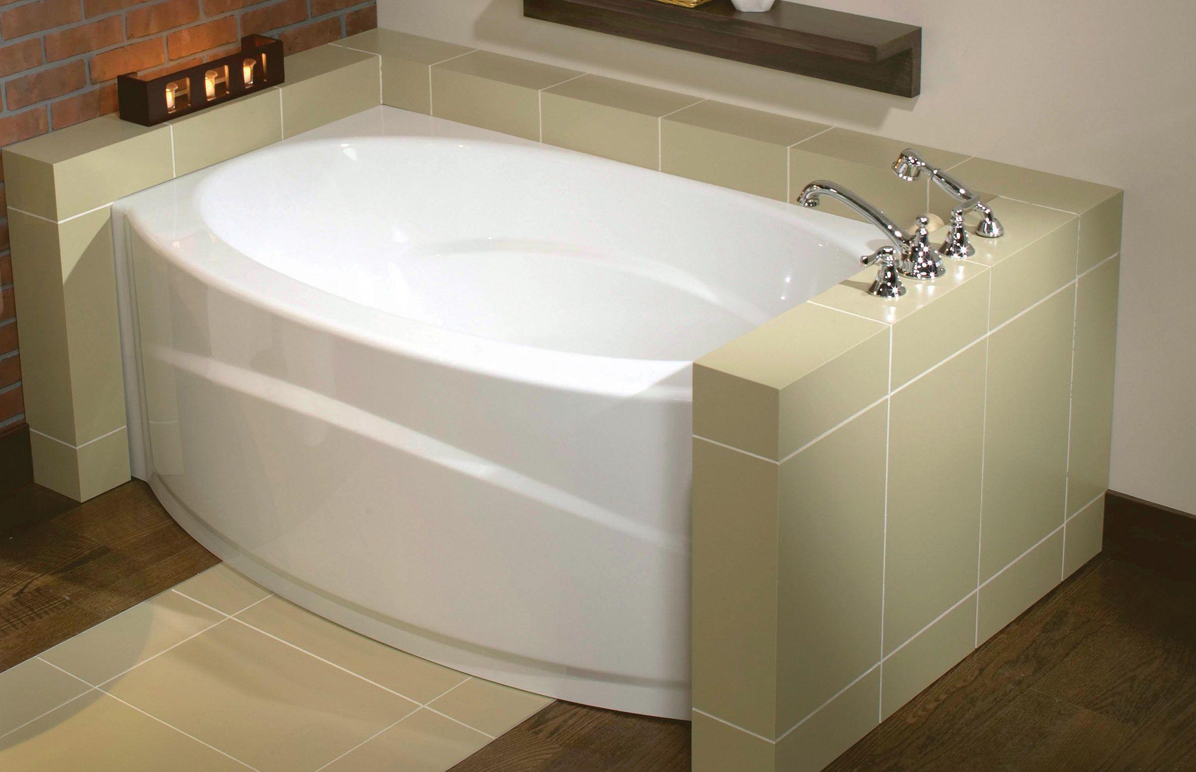 ISLANDER Alcove bathtub - MAAX Professional | Bathroom ideas ...