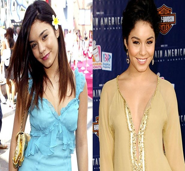 Vanessa Hudgens Now And Then