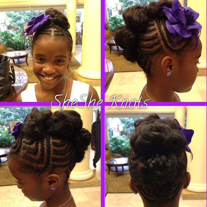 Excellent 1000 Images About Hair Got To Do On Pinterest Cornrow Short Hairstyles Gunalazisus