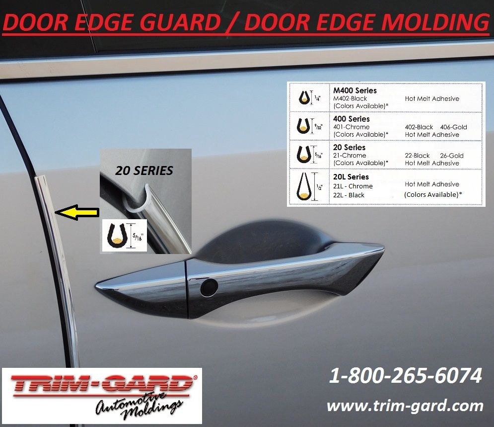 image highlander itm edge s genuine silver guards toyota door is loading