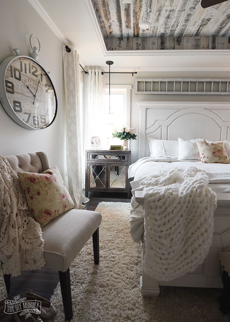 Our Modern French Country Master Bedroom One Room Challenge Reveal The Diy Mommy Country Master Bedroom French Country Master Bedroom Country Bedroom Decor,Short Mocha Chocolate Brown Hair Color