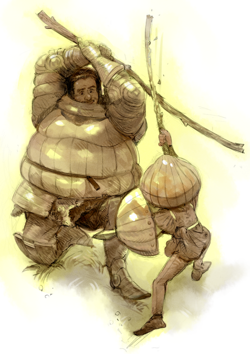 dark souls siegmeyer and sieglinde by baru dark souls