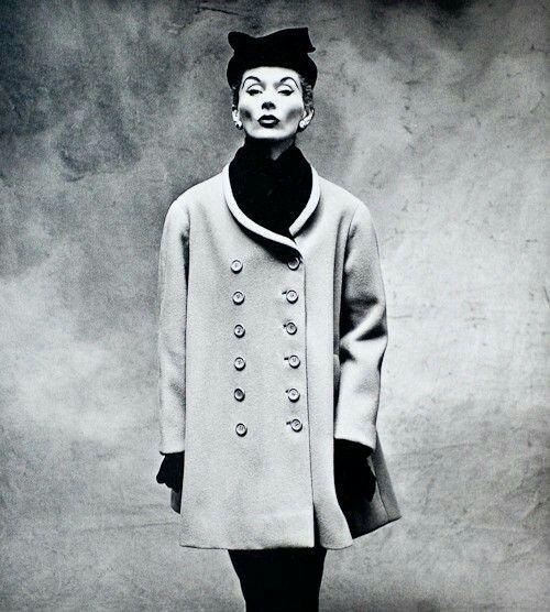 Lisa Fonssagrives Balenciaga 1950