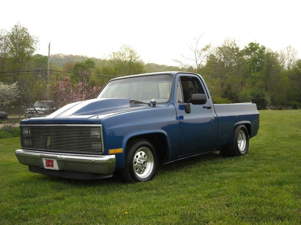 Pickup 86 chevy pickup : tt016.jpg Photo by vcsniper | Photobucket | 73-87 C10 | Pinterest ...