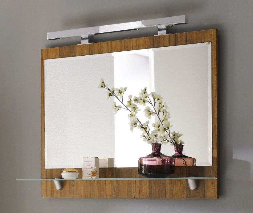 Modern Mirrors For Bathrooms: 20 Stunning Bathroom Mirror Ideas To Reflect Your Style