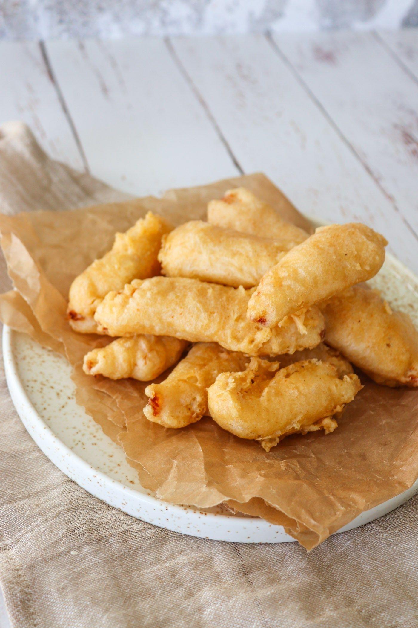 tempura dej