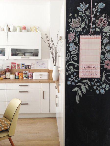 In der Küche mit Katrinsche - und ihrem neuen Kochend-Wasserhahn