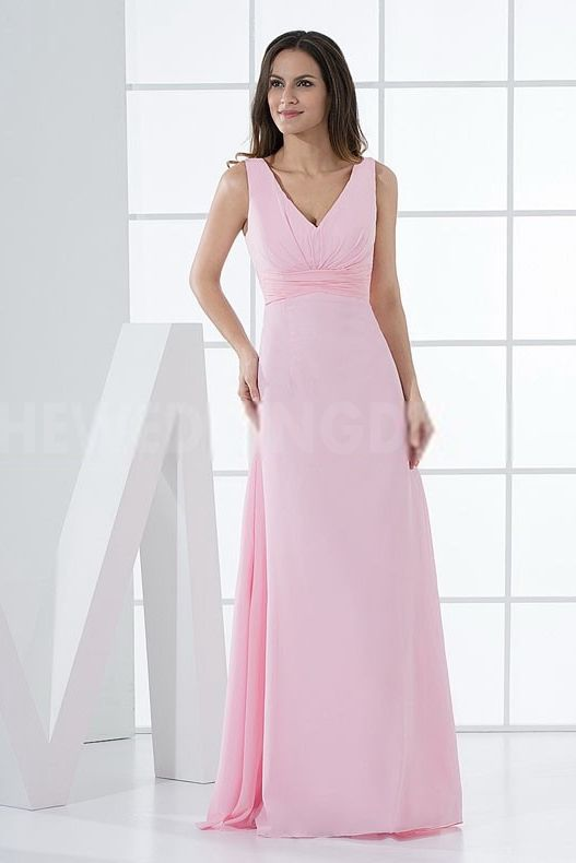 Modern Chiffon Bridesmaids Gowns - Order Link: http://www ...