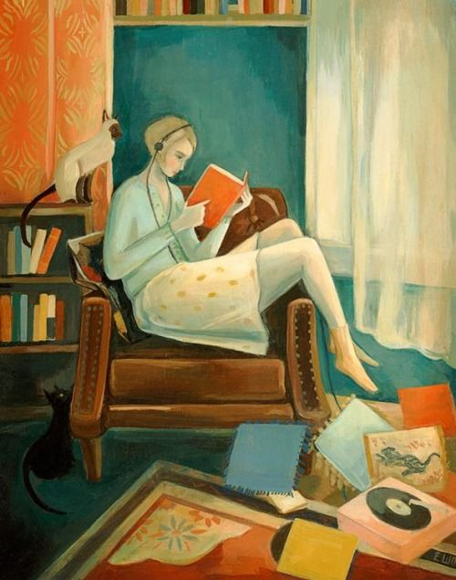 Emily Winfield Martin, La habitación de Eleanor, 2014
