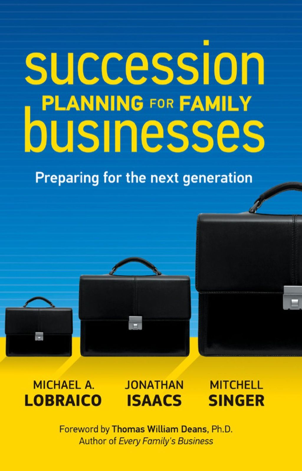 Succession Planning for Family Businesses (eBook