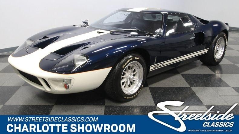 1967 Ford Gt40 Replica Ford Gt40 Ford Gt Classic Motors