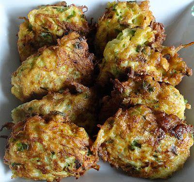 Finocchio Fritters Recipe From The Australian Women S