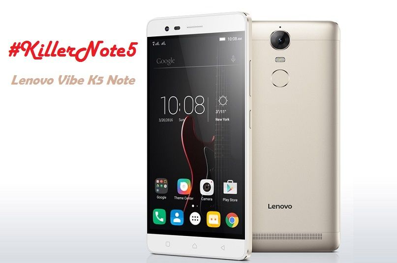 Lenovo Vibe K5 Note 4Gb Ram 64Gb Rom Specification — TTCT