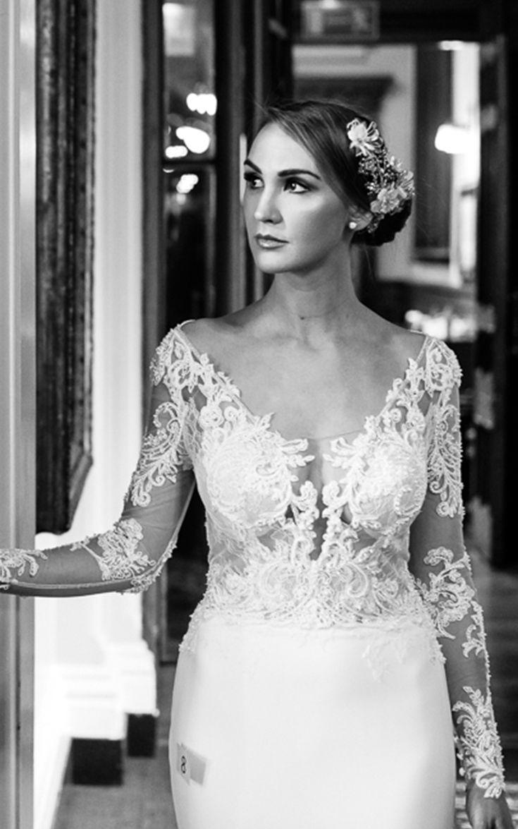 The Alexis Gown- Badgley Mischka Bride 2017   UK Launch   Pinterest ...