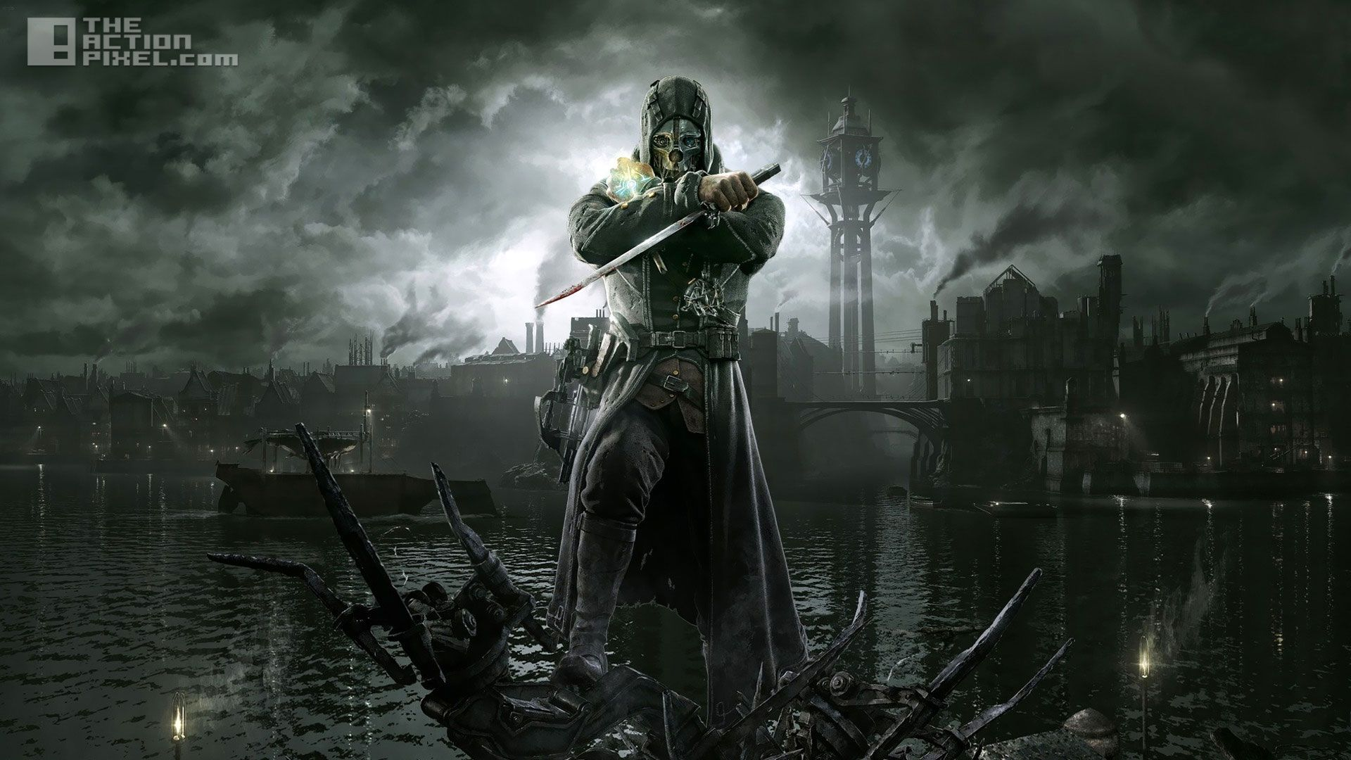 Dishonoured Google Search Dishonored Witch Wallpaper 4k Wallpapers For Pc