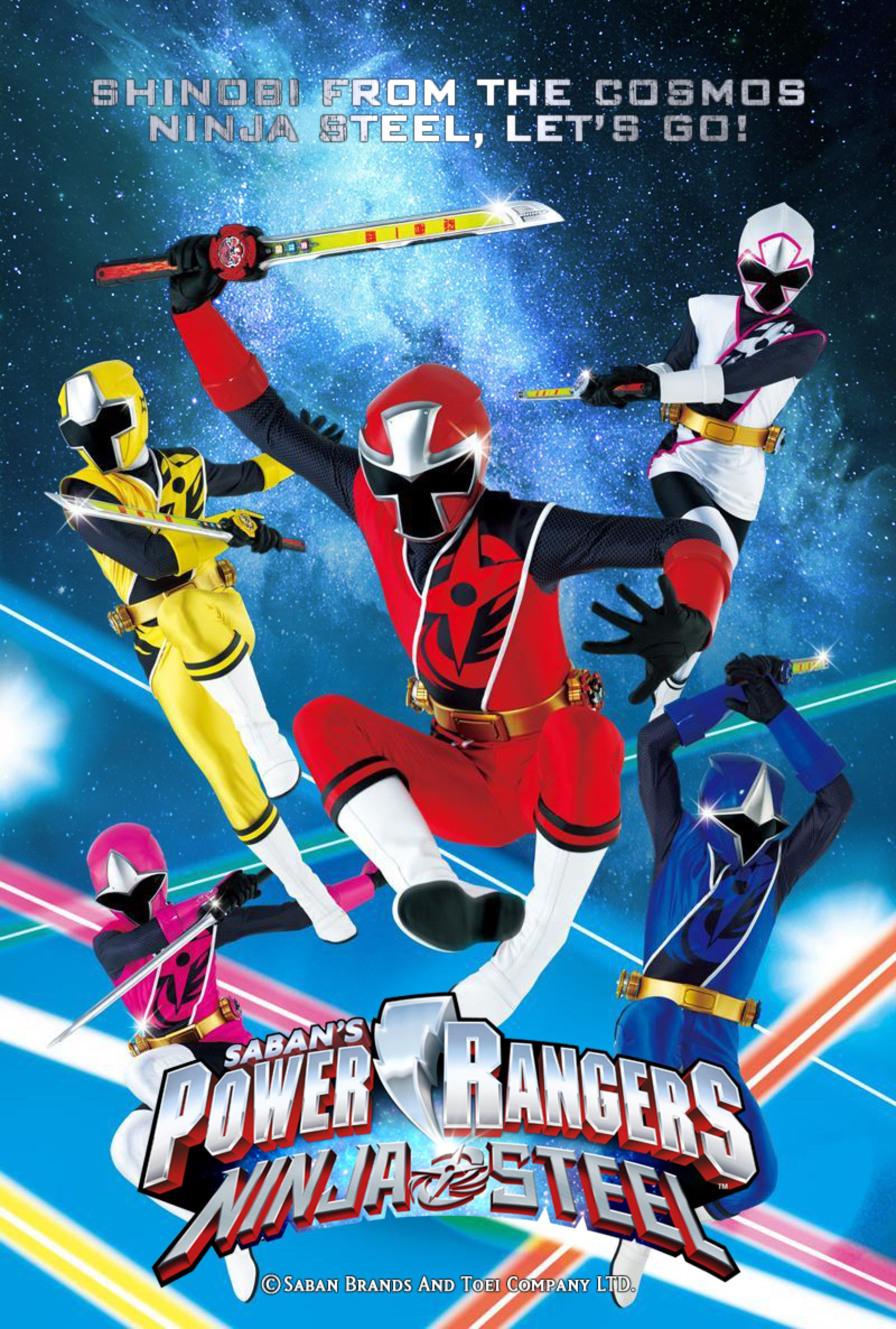 Ninja Steel Promo Poster Fanedit By Akirathefighter24 On