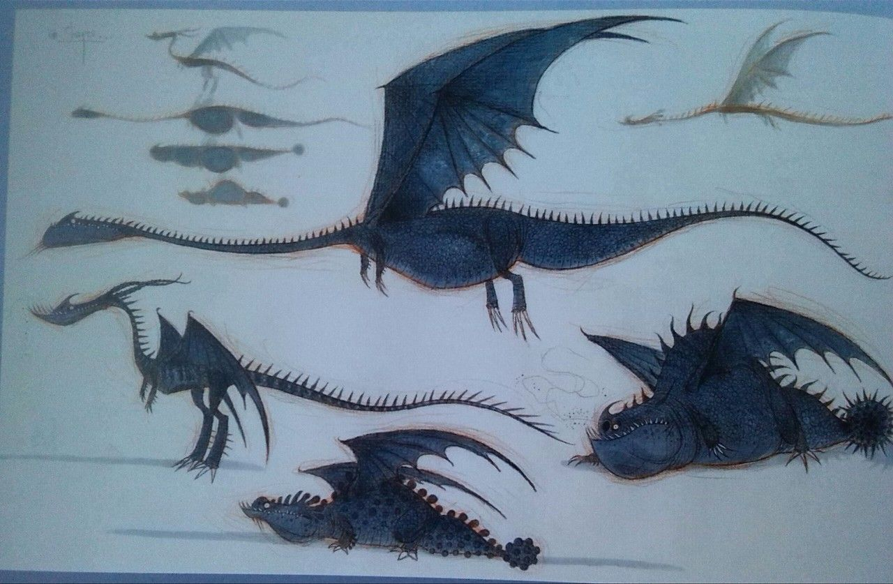 Learn how to draw changewing from how to train your dragon how to - How To Train Your Dragon Character Design Tumblr