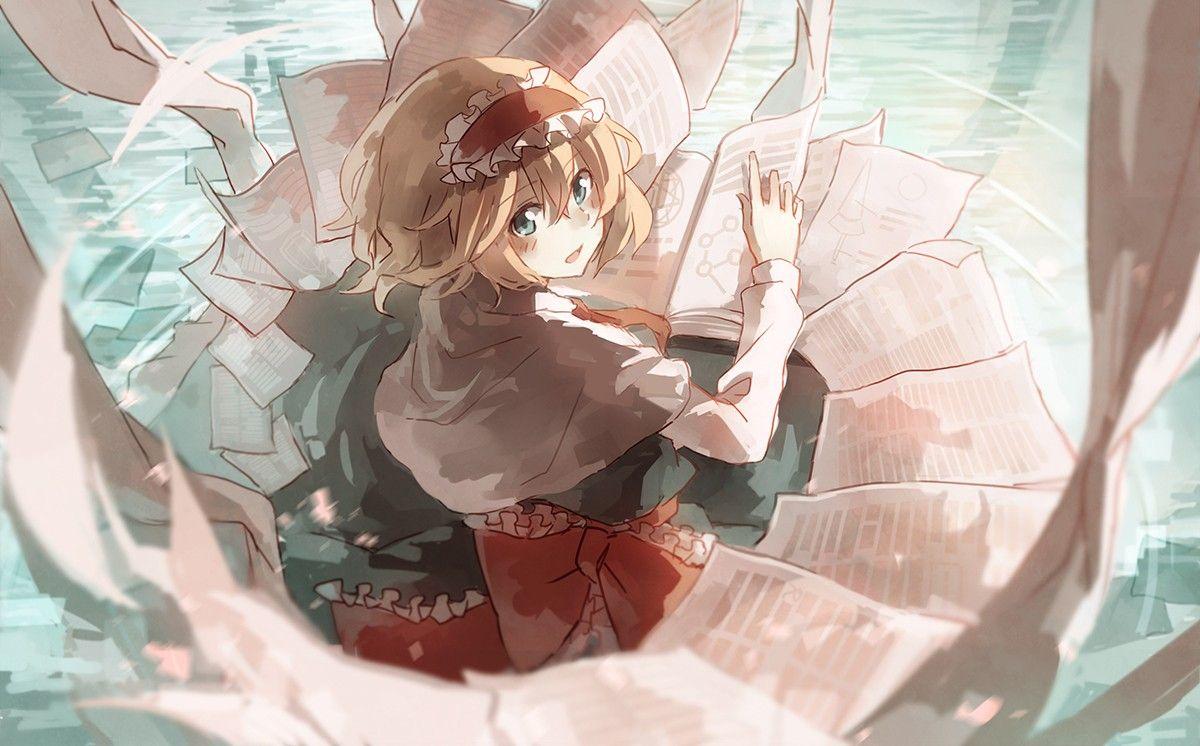 Alice Margatroid Touhou Drawn By Asuka Louyun Illustration