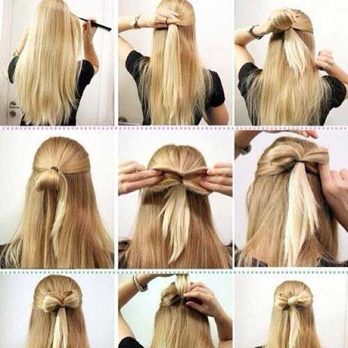 Cute Fast Hairstyles For School Inspirational Decoration 19 On Design Ideas