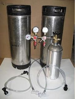 Two Kegs And Ball Lock Kegging System 131 99 With Images