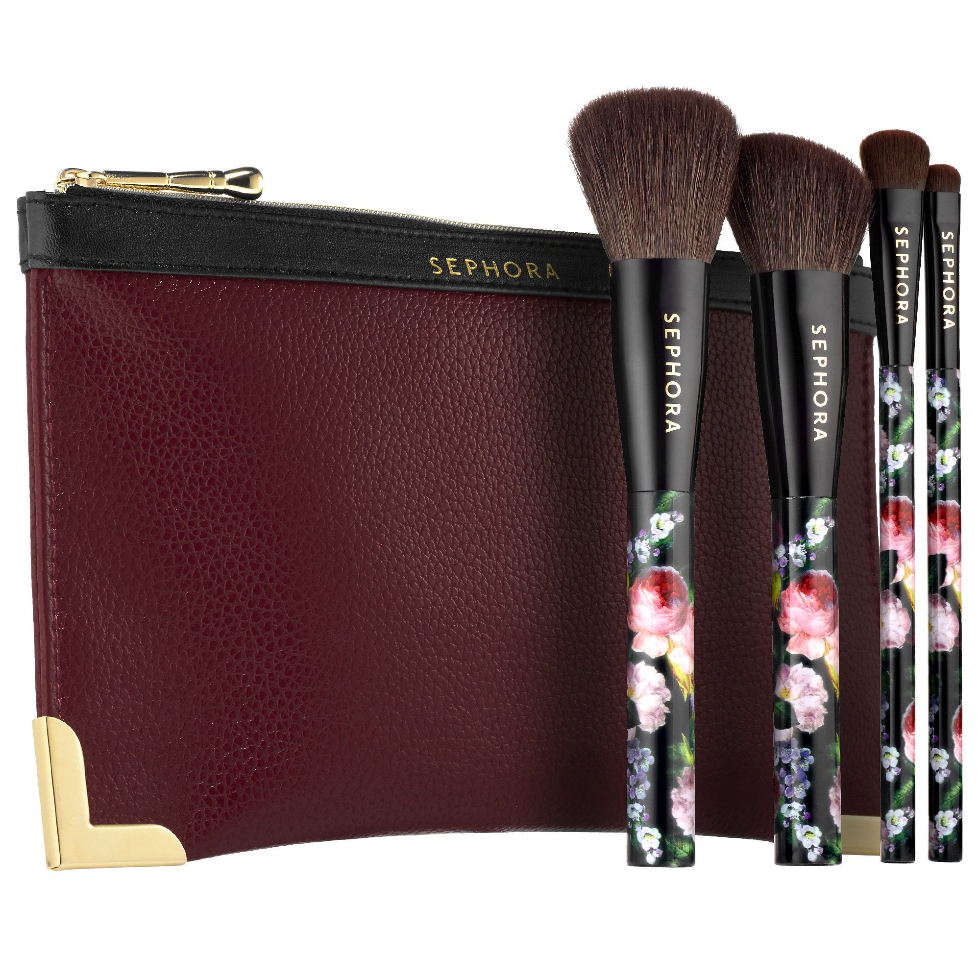 Gold Edged Brush Set SEPHORA COLLECTION Sephora