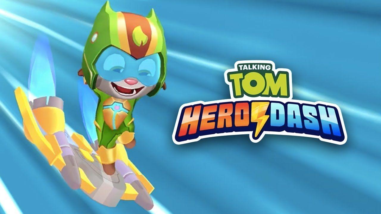 Talking Tom Hero Dash Planet Power Tom Hyperboard Rescue Hurricane Hank In 2020 Talking Tom Hero Superhero Characters