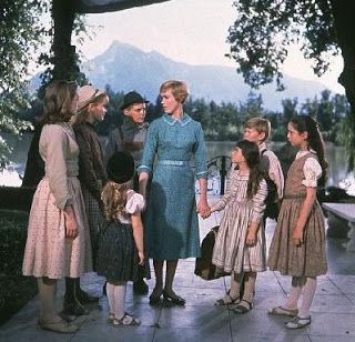 The Sound of Music - The Movie #thesoundofmusic