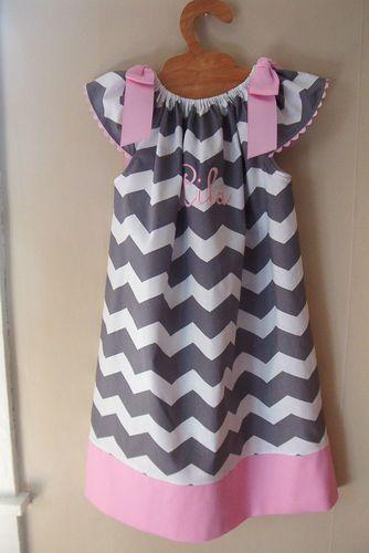 Angel Sleeve pillow case dress