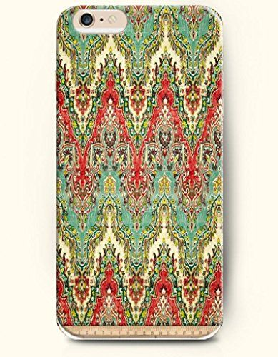"""OOFIT Apple iPhone 6 4.7"""" 4.7 Inches Case Moroccan Pattern ( Multi-Colored Leaf Pattern ) OOFIT http://www.amazon.com/dp/B00NWFVJXC/ref=cm_sw_r_pi_dp_2nEmub1D457G3"""