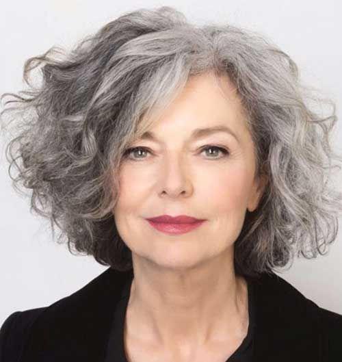 Photo of Elegantes cortes de pelo cortos para mujeres mayores: peinado simple