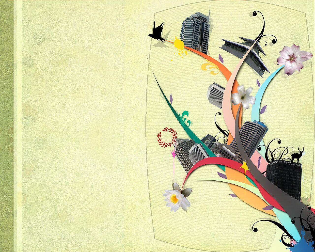 Big City Wallpaper By Sourcake On Deviantart City Wallpaper Colorful Animals Wallpaper