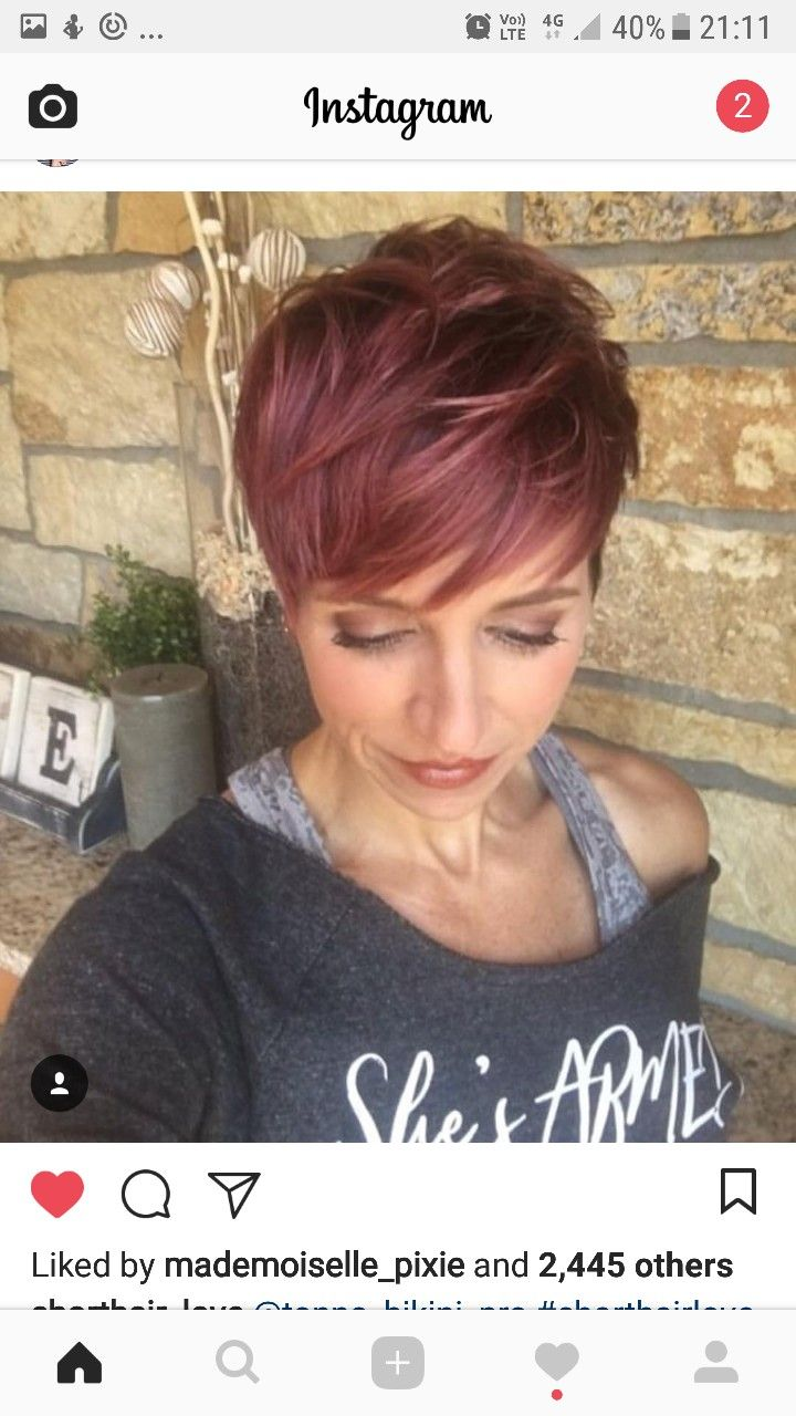I love this hair color not sure if i can pull it off though