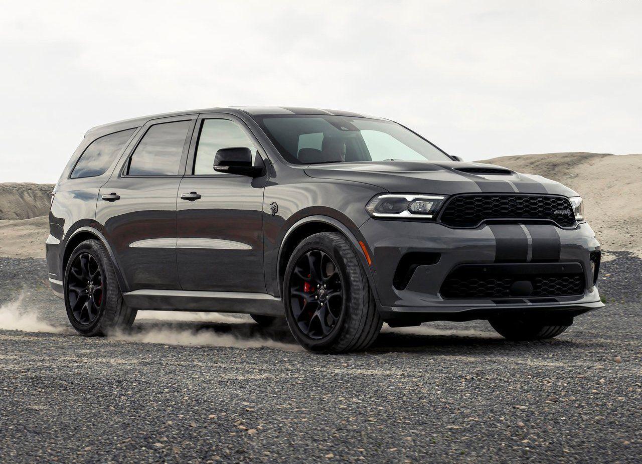 Mundo Quatro Rodas Dodge Durango Srt The Most Powerful Suv In The In 2020 Dodge Durango Srt Hellcat Hellcat