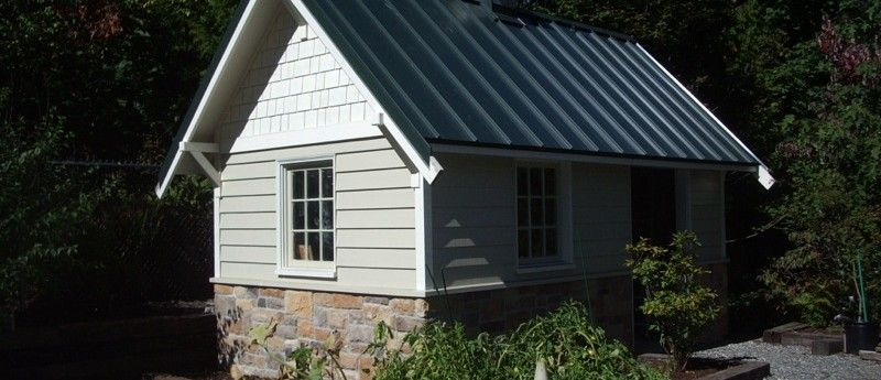 Best Image Result For Forest Green Metal Roof Curb Appeal 400 x 300