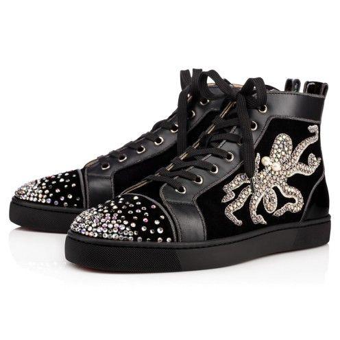 b50ce3edf89 Shoes - Louis Octopus Men's Flat - Christian Louboutin | shoes ...