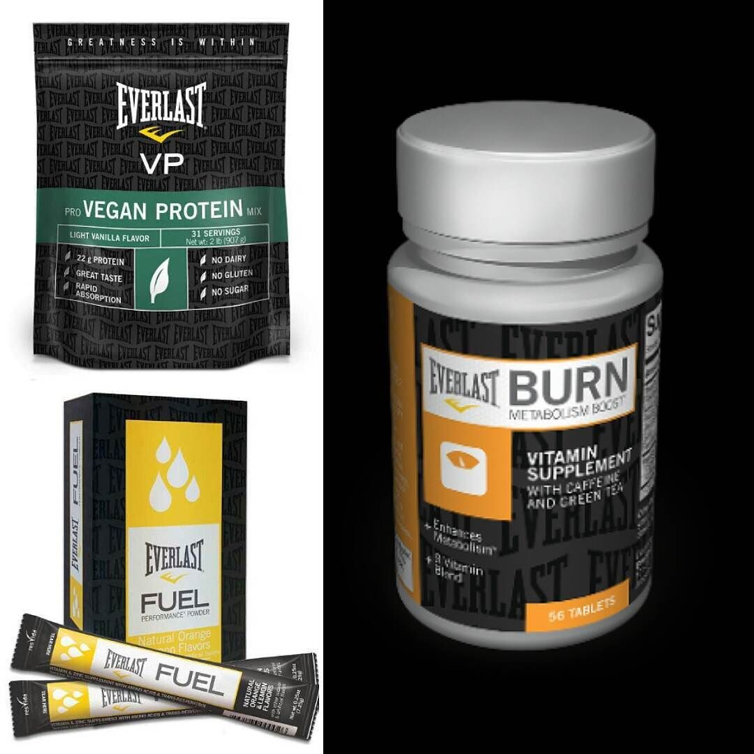 Buy Everlast Nutrition Vegan Protein and receive a free box of Fuel.  Try Everlast Nutrition Burn for increased metabolism and energy.  @everlastnutrition  Use code KEITH360 for additional discounts.  #supplements #protein #fatloss #veganfitness #fatburner #gymlife #fitness #training #progress #workout by keith360_