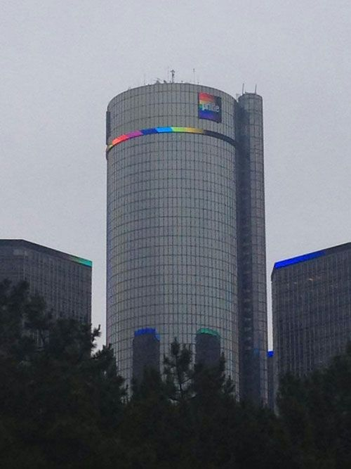 Not Everyone Is Pleased With General Motors Support For Pride