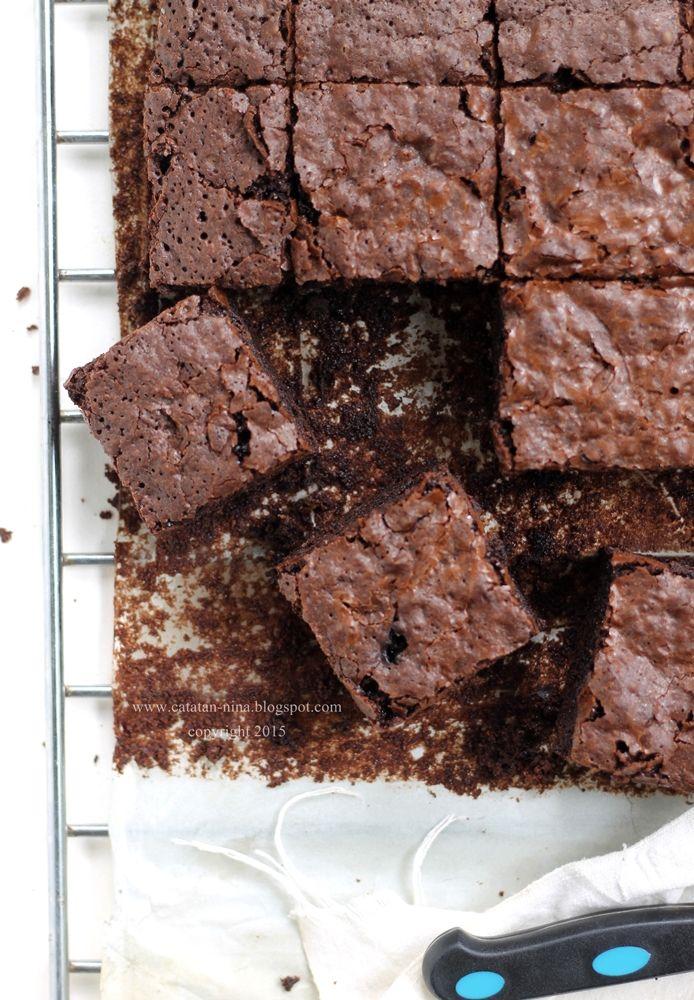 Blog Resep Masakan Dan Minuman Resep Kue Pasta Aneka Goreng Dan Kukus Ala Rumah Menjadi Mewah Dan Mudah Dark Chocolate Resep Kue Brownies