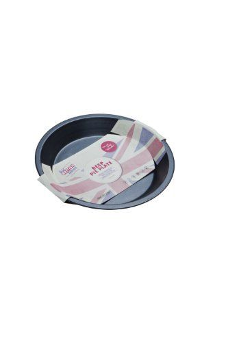 Great British Bakeware Tiefe Pie- / Pastetenform mit GlideX von Great British Bakeware From George Wilkinson, http://www.amazon.de/dp/B005GP8T6G/ref=cm_sw_r_pi_dp_HPZ7sb0N84QMA