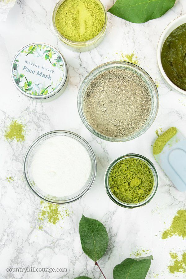 mask for pores and blackheads Let your skin glow with a purifying DIY matcha green tea clay mask This gentle allnatural matcha clay mask helps to cleanse and detoxify the...