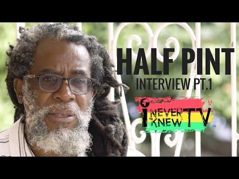 Half pint interview greetings to all raggamuffins pt1 youtube half pint interview greetings to all raggamuffins m4hsunfo