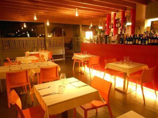 Viareggio Laltrolato Restaurant Table Decorations Viareggio