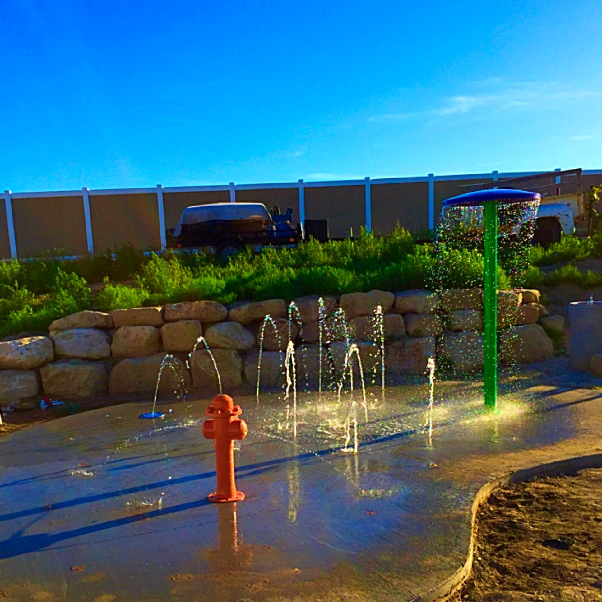 Residential Splash Pads By My Splash Pad Spray Park For