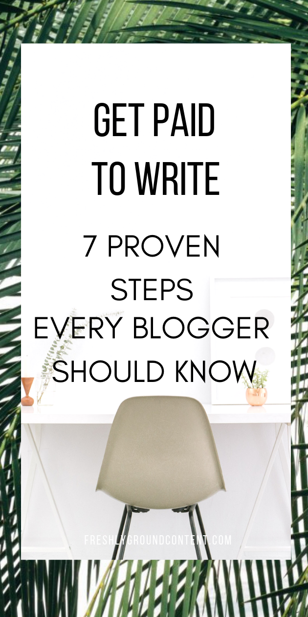 How To Become A Freelance Writer 7 Tips For Bloggers Freelance