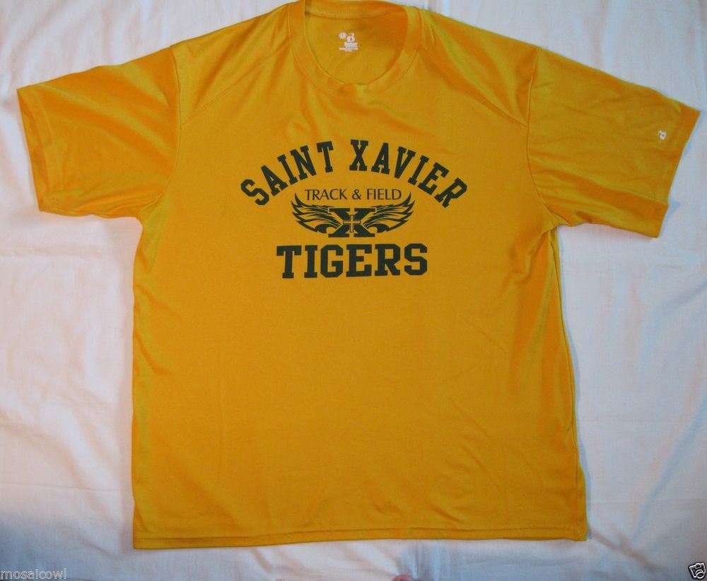 Shirt design louisville ky - St Xavier High School Louisville Ky Track Field Athletic Shirt Size L